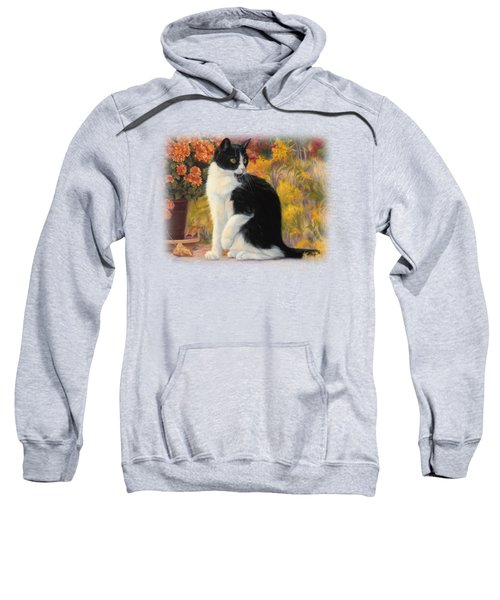 Looking Afar Sweatshirt by Lucie Bilodeau