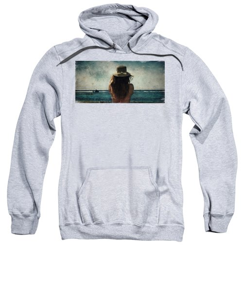 Looking At The Horizon Sweatshirt