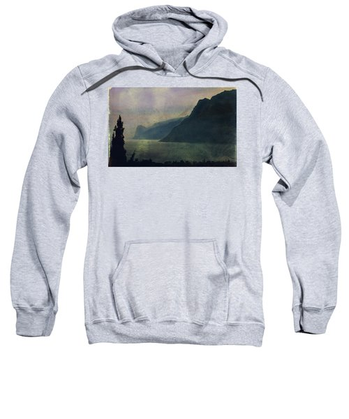 Looking At The Lake... Sweatshirt