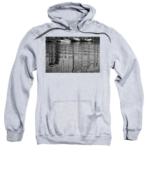 Looking In The Water Sweatshirt