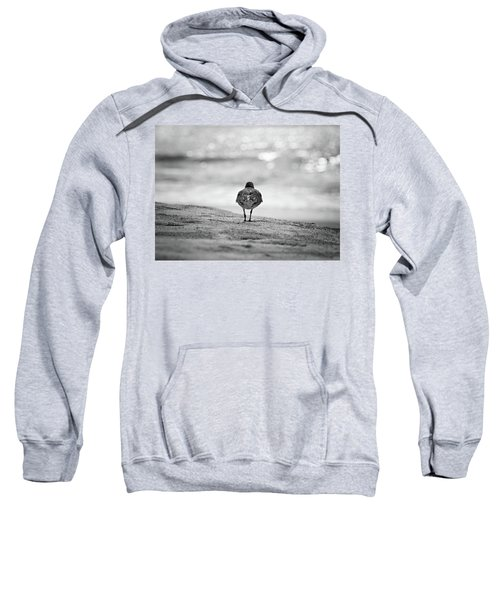 Looking Out To Sea Sweatshirt