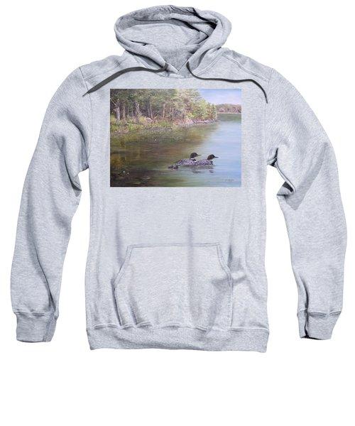 Loon Family 1 Sweatshirt