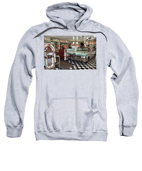 Loris Diner In San Francisco Sweatshirt