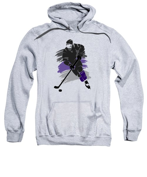 Los Angeles Kings Player Shirt Sweatshirt by Joe Hamilton