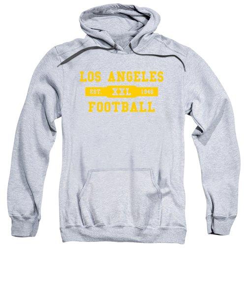 Los Angeles Rams Retro Shirt Sweatshirt