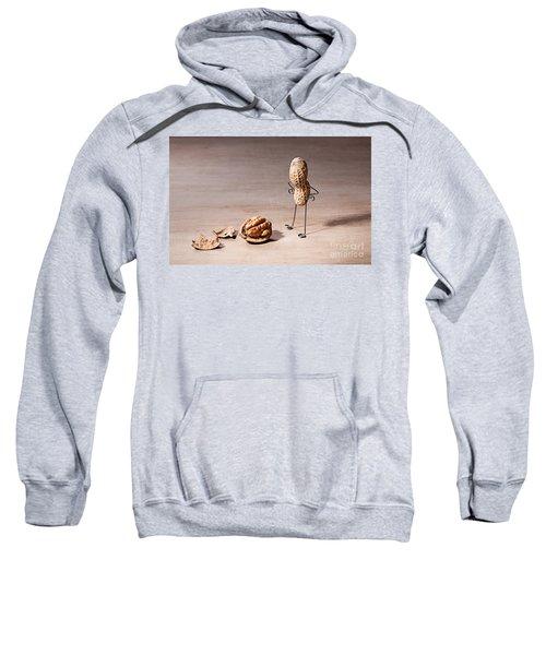 Lost Brains 01 Sweatshirt
