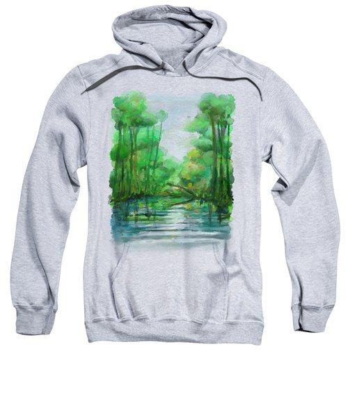 Lost In Colors  Sweatshirt