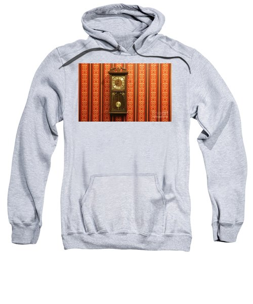 Sweatshirt featuring the photograph Lost In Time And Space by Stephen Mitchell