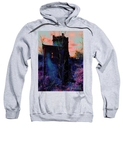 Lost Tower Of The Blue King Sweatshirt