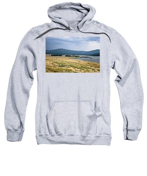 Lost Trail Wildlife Refuge 3 Sweatshirt
