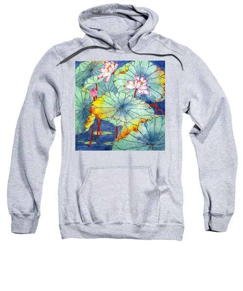 Lotus #2 Sweatshirt