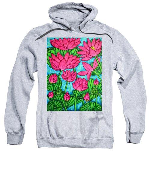 Lotus Bliss Sweatshirt