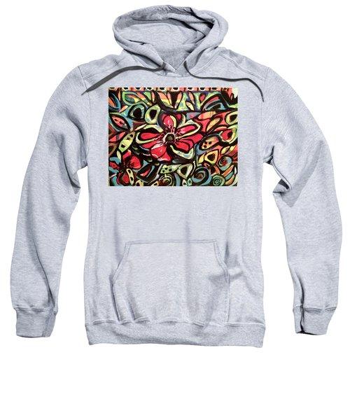 Lotus Petals Sweatshirt