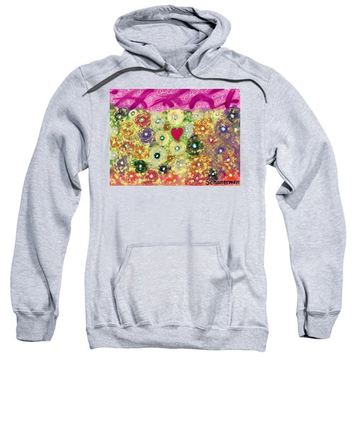 Love And Silly Bubbles Sweatshirt