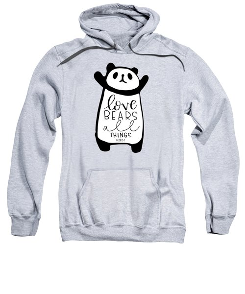Love Bears All Things Sweatshirt
