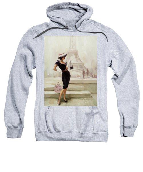Love, From Paris Sweatshirt