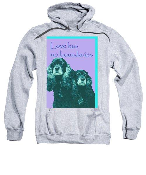 Love Had No Boundaries Sweatshirt