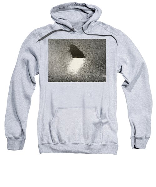 Love In The Rain Sweatshirt by Allyson Blue Dolphin Creations