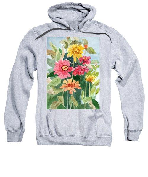 Lovely Flowers Sweatshirt