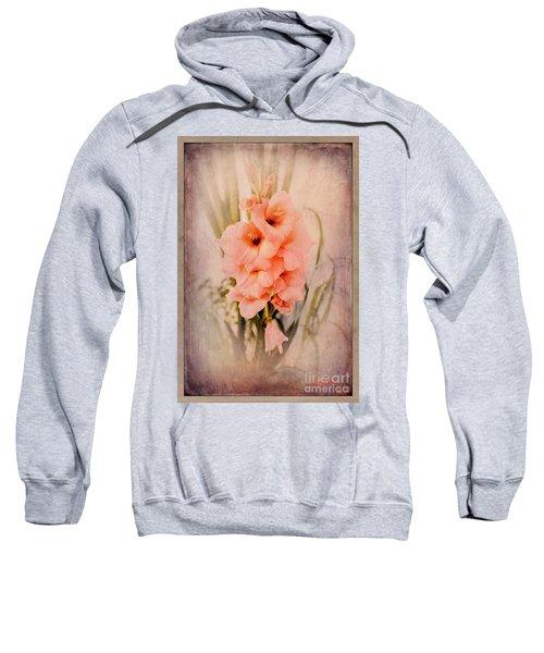Lovely Gladiolus Sweatshirt