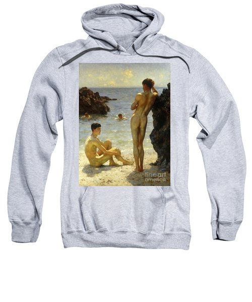 Lovers Of The Sun Sweatshirt