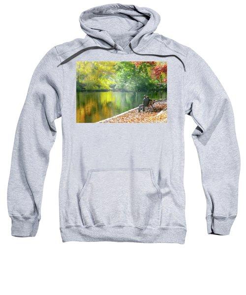 Love Leaf Sweatshirt
