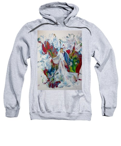 Loving You With All My Heart Sweatshirt