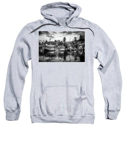 Lovric's Sea Craft Washington Sweatshirt