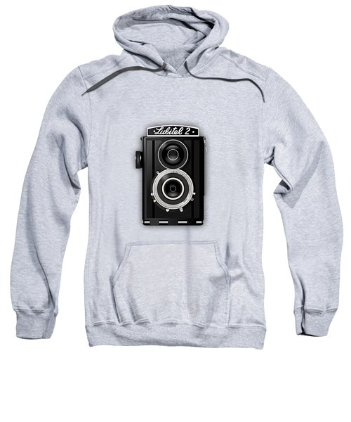 Lubitel 2 Vintage Camera Collection Sweatshirt