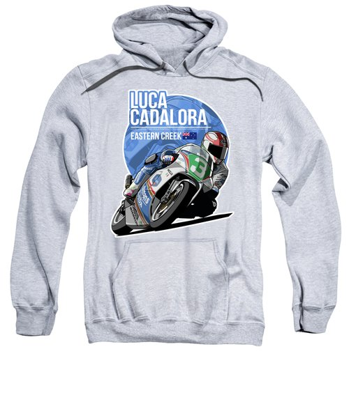 Luca Cadalora - 1991 Eastern Creek Sweatshirt