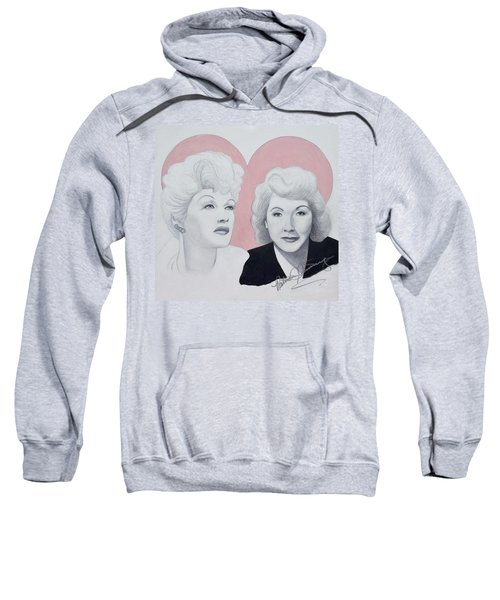 Lucille And Vivian Sweatshirt