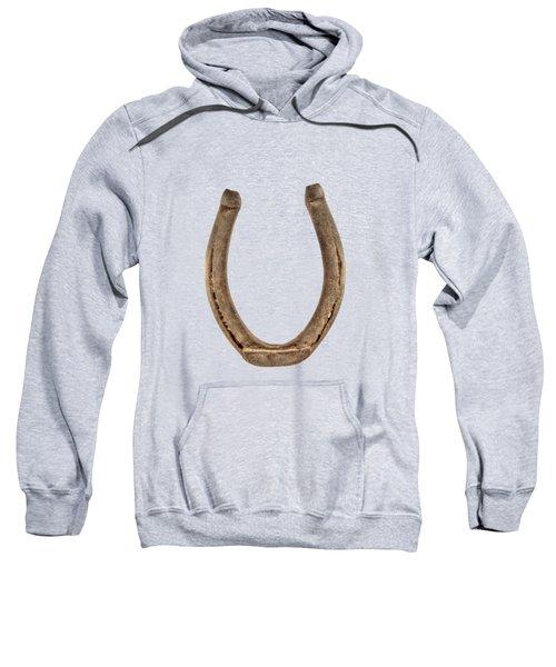 Lucky Horseshoe Sweatshirt