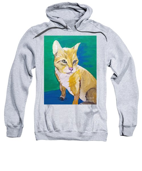 Lulu Date With Paint Nov 20th Sweatshirt