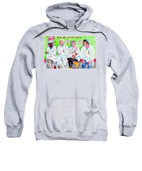 Lunch At The Slaughter House Sweatshirt