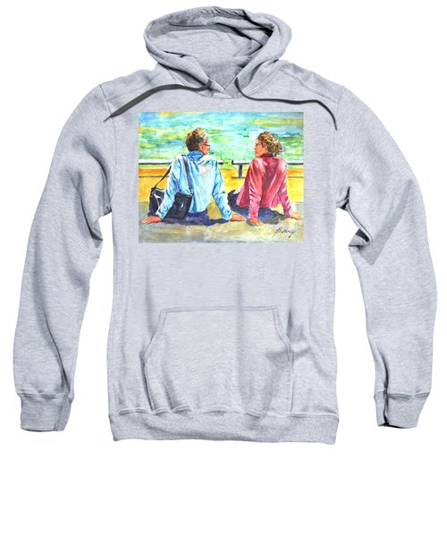 Lunch Break Sweatshirt