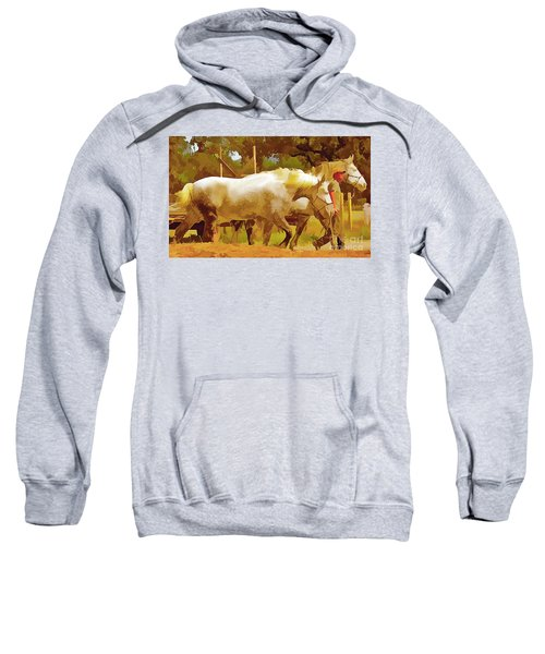 Lunchtime Sweatshirt