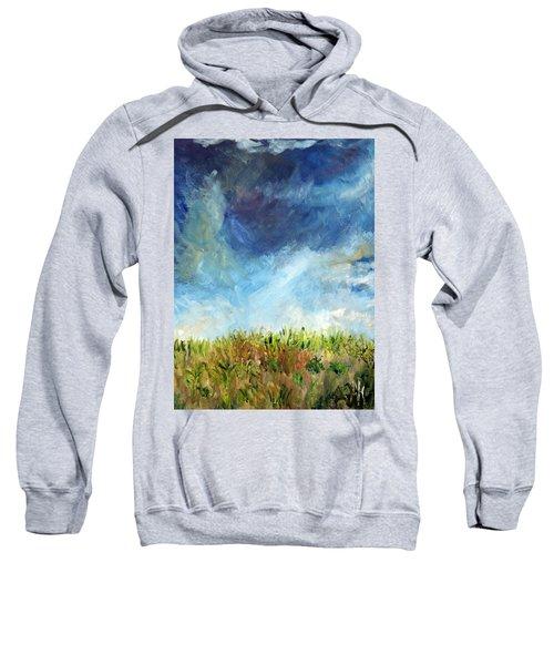 Lying In The Grass Sweatshirt
