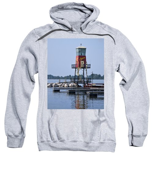 Lyman Harbor Lighthouse Sweatshirt