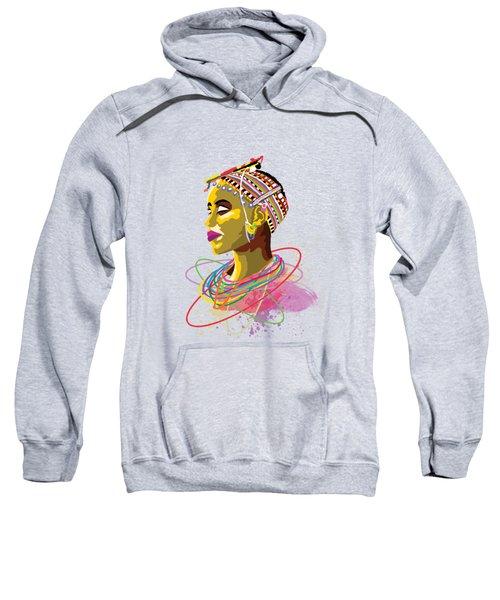 Maasai Beauty Sweatshirt