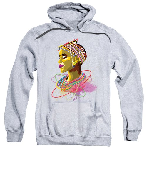 Maasai Beauty Sweatshirt