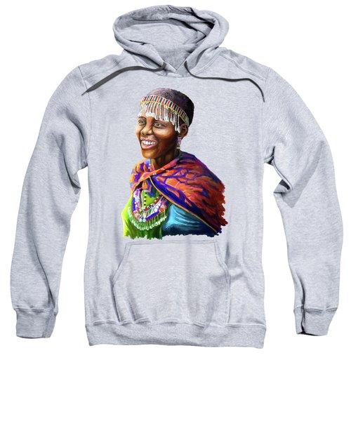 Maasai Girl Sweatshirt