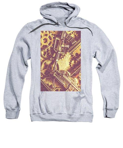 Machine Guns Sweatshirt