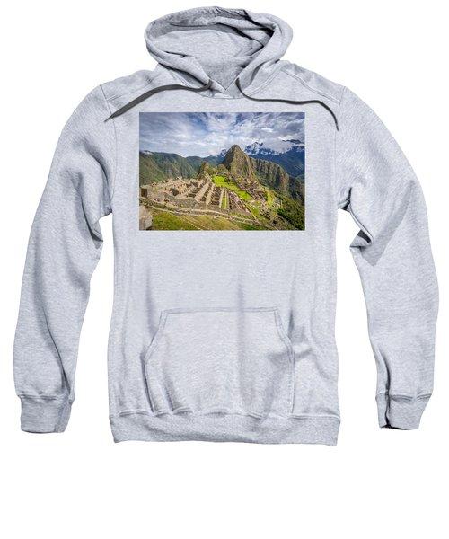Machu Picchu Peru Sweatshirt