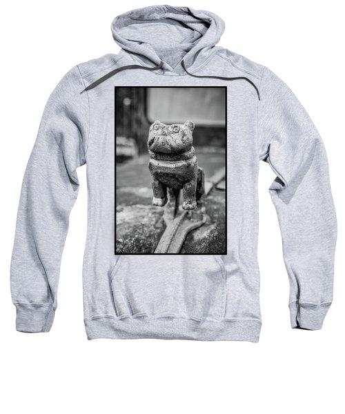 Mack Truck Hood Ornament Sweatshirt