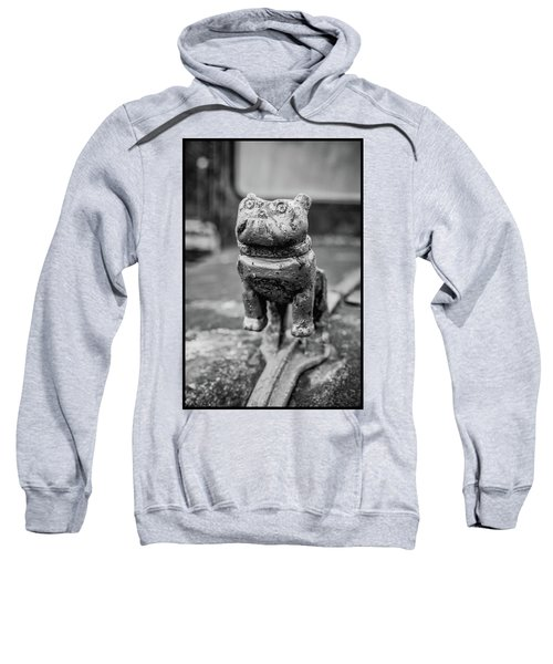 Mack Truck Hood Ornament Sweatshirt