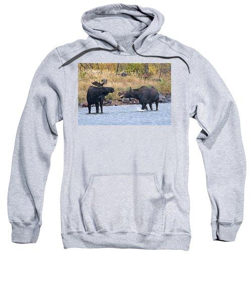 Mad Mamma Moose Sweatshirt