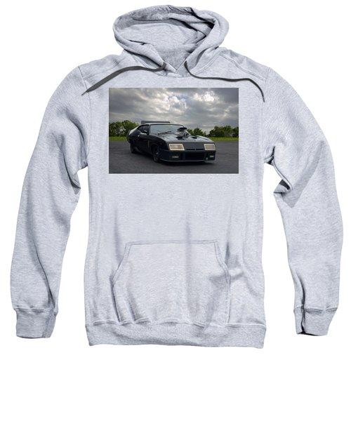 Mad Max Mfp Interceptor Replica Sweatshirt