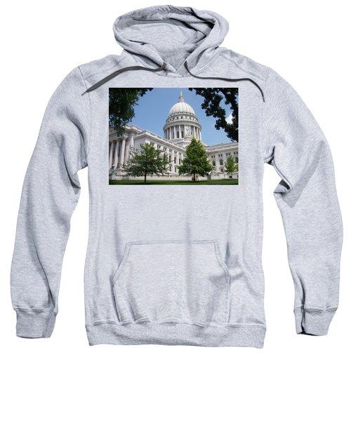 Madison Wi State Capitol Sweatshirt