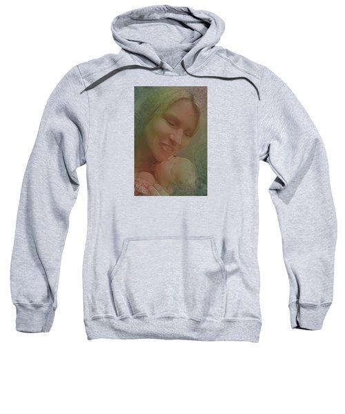 Madonna And Child 1 Sweatshirt