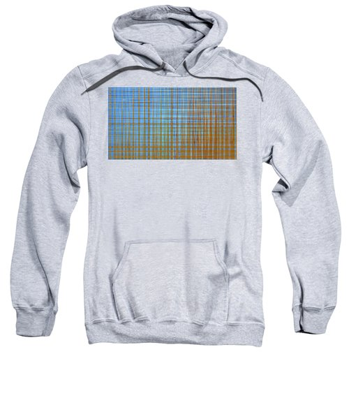 Madras Plaid Sweatshirt